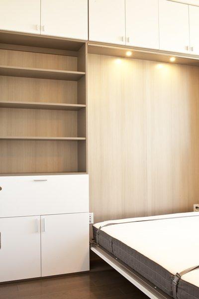 Photo 4 of Custom Bedroom Storage modern home