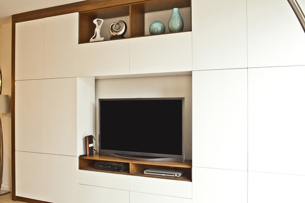 Photo 20 of Custom Living Rooms modern home