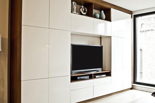 Photo 18 of Custom Living Rooms modern home