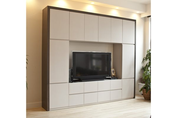 Photo 15 of Custom Living Rooms modern home
