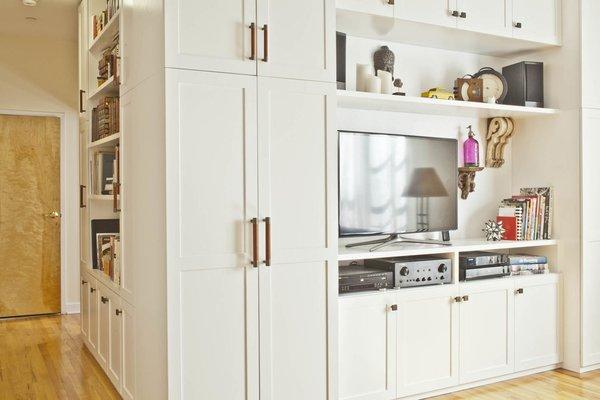 Photo 14 of Custom Living Rooms modern home