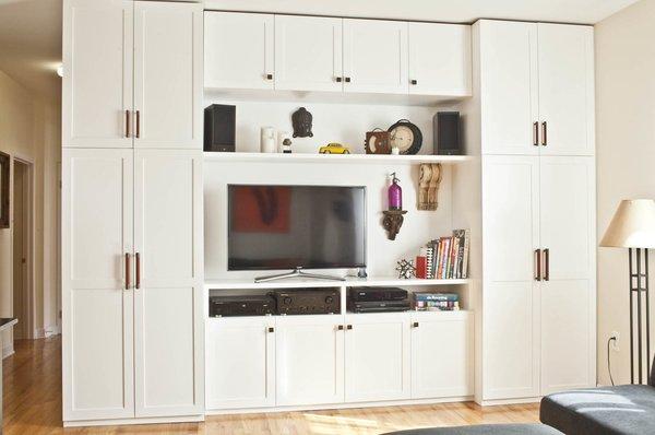 Photo 13 of Custom Living Rooms modern home