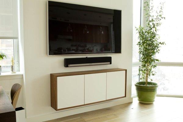 Photo 11 of Custom Living Rooms modern home
