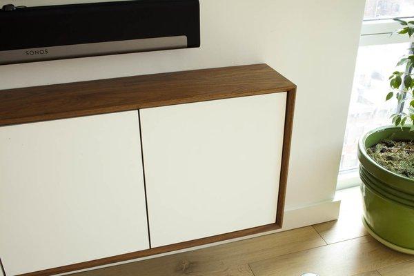 Photo 10 of Custom Living Rooms modern home