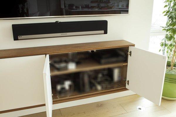 Photo 9 of Custom Living Rooms modern home