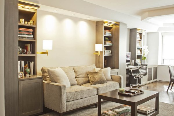 Photo 4 of Custom Living Rooms modern home