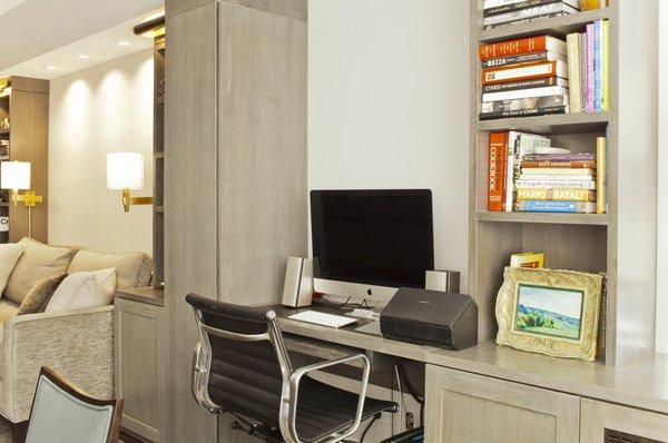 Photo 2 of Custom Living Rooms modern home