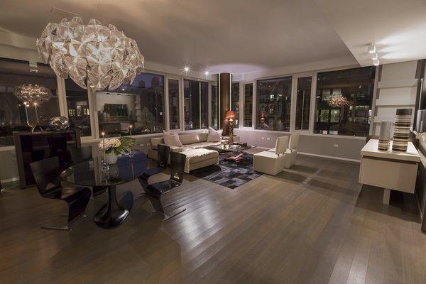Modern home with living room. Living Room 2 Photo 6 of Navani Residence