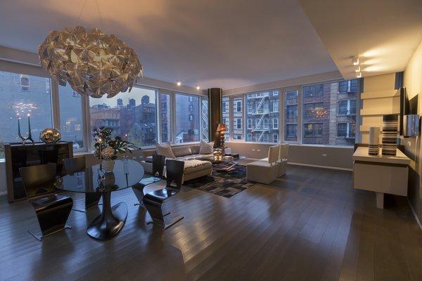 Modern home with living room. Living Room Photo 5 of Navani Residence