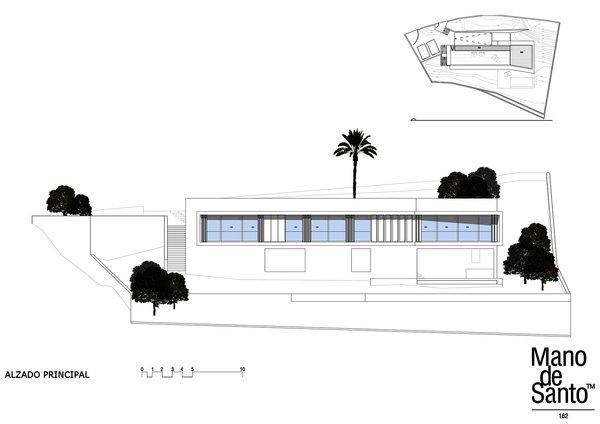 ELEVATION Photo 3 of Casa Klamar modern home