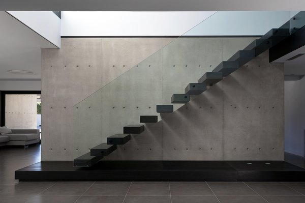 Staircase Photo 10 of Casa Forment modern home