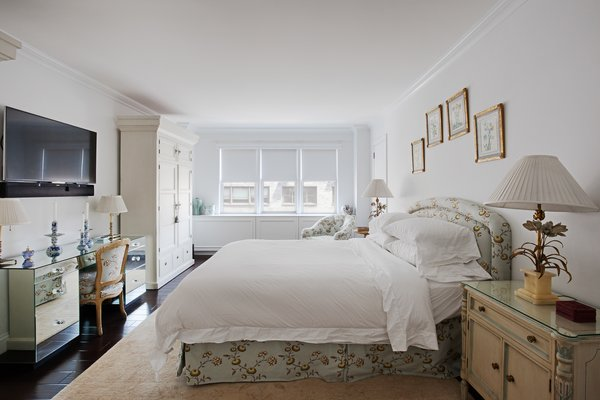 Modern home with bedroom. Photo 11 of AN ART-FILLED APARTMENT RENOVATION 40 YEARS IN THE MAKING!