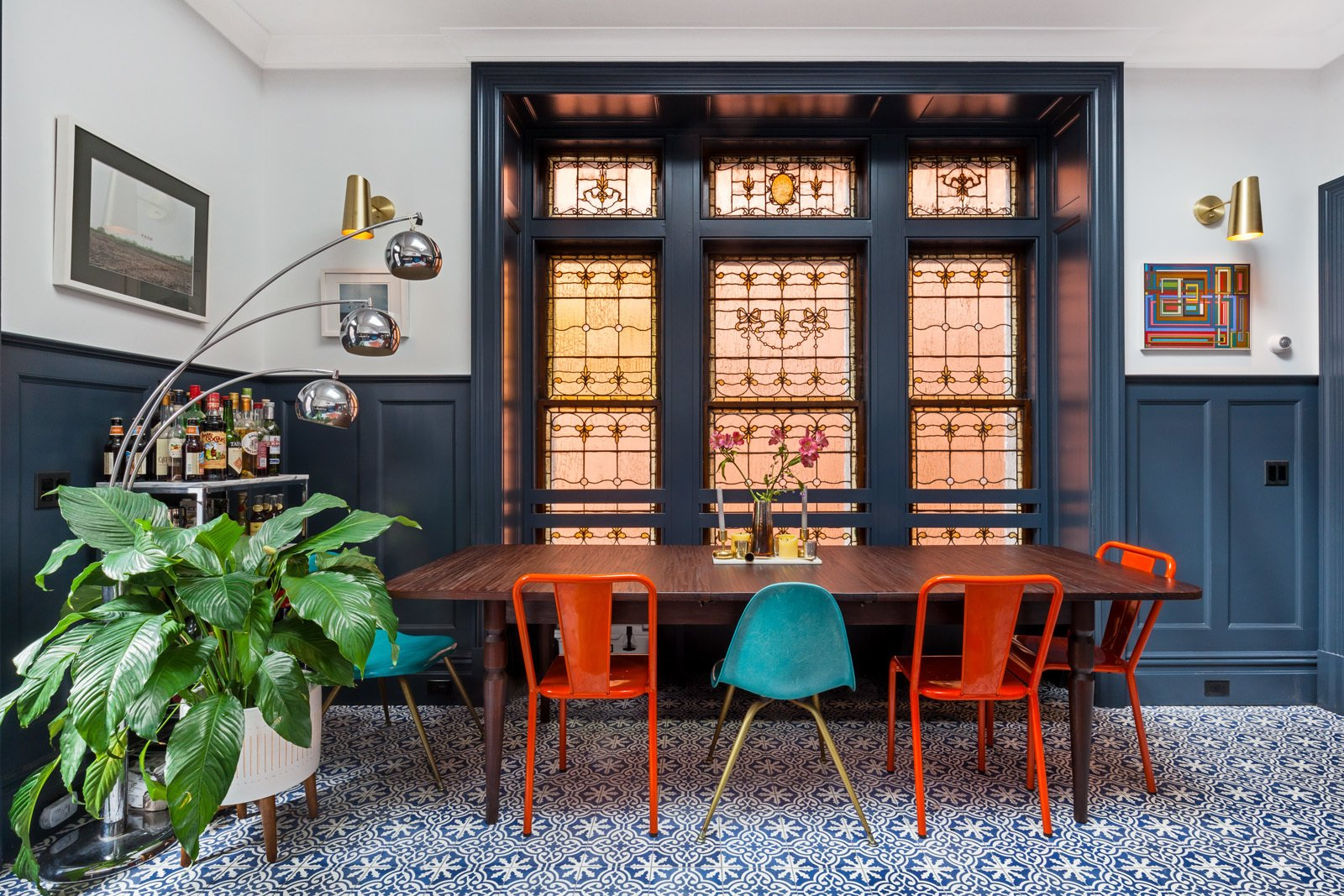 A LONG TOWNHOUSE SETS THE RIGHT FLOW FOR MODERN LIVING PART - Brooklyn usa zip code