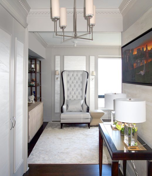 Modern home with living room. Upper East Side Private Residence Photo 3 of Private Residence - Upper East Side, NYC