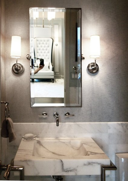 Modern home with bath room. Upper East Side Private Residence Photo 7 of Private Residence - Upper East Side, NYC