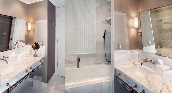Modern home with bath room. Upper East Side Private Residence Photo 8 of Private Residence - Upper East Side, NYC