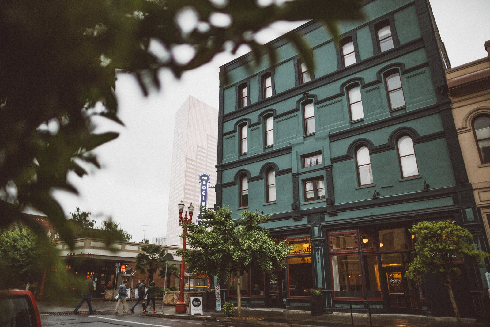 Photo 1 of 11 in A Chic Portland Hotel Offers Lodging As Affordable as $35 a Night
