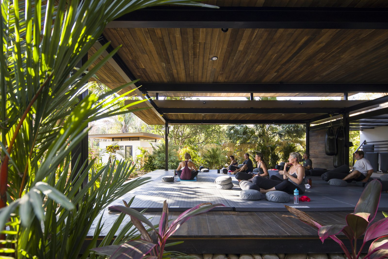 Photo 11 of 11 in Decompress at This Boutique Hotel and Yoga Retreat in the Costa Rican Jungle