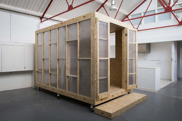 Photo 2 of 9 in A New Concept For Modular, Affordable Housing Is Coming to London's Vacant Buildings