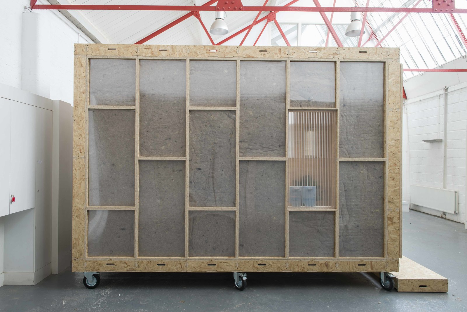 Tagged: Shed & Studio.  Photo 4 of 9 in A New Concept For Modular, Affordable Housing Is Coming to London's Vacant Buildings