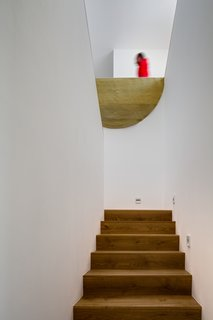 Delightful Material Contrasts Define a Courtyard Home in Mexico City - Photo 5 of 10 -