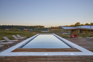 Harmonizing With Nature, These Eco-Huts Offer Respite in the Heart of France - Photo 8 of 10 -
