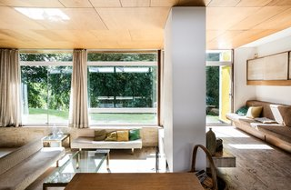 The Iconic, Midcentury Home That Peter Womersley Designed For Bernat Klein Asks $1.02M - Photo 4 of 10 -