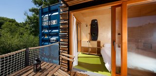 A Mobile Boutique Hotel For the Modern Traveler Made From Shipping Containers - Photo 7 of 14 -