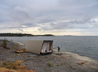 This Modular Eco-Hotel Room Is Poised to Drop Into Nearly Any Setting