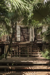 A Serene Tulum Tree House Perched Between the Jungle and the Sea - Photo 1 of 14 -