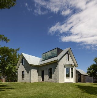 An 1850s Farmhouse in Iowa City Gets a Modern Makeover - Photo 1 of 12 -