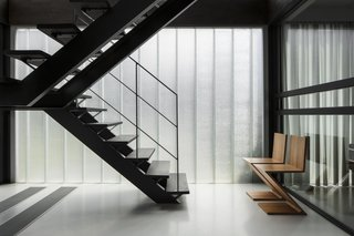 A Fantastic Renovation in Belgium Rescues a Bauhaus-Inspired Home - Photo 6 of 11 -