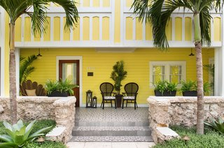 Forget Coworking—These Coliving Spaces Let You Travel the World For $1,800 a Month - Photo 1 of 25 - Roam Miami Yellow House