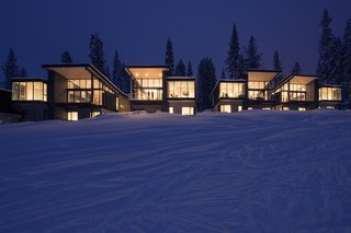 These Contemporary Lake Tahoe Chalets Have Ski-In, Ski-Out Access - Photo 11 of 11 -