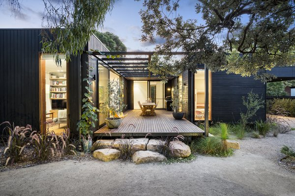 Architect: Pleysier Perkins, Location: Merricks Beach, Victoria, Australia