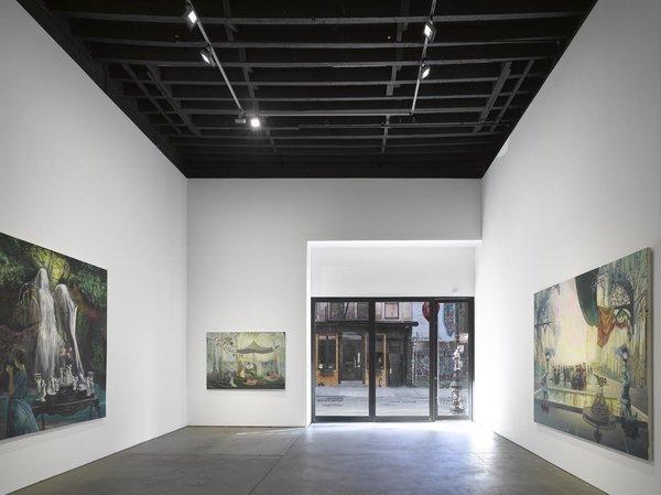 Photo 3 of Richard Taittinger Gallery modern home