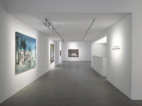Photo 2 of Richard Taittinger Gallery modern home