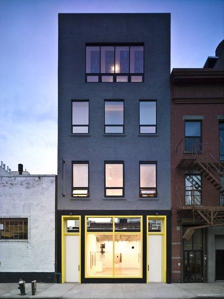 Photo 5 of David Nolan Gallery modern home