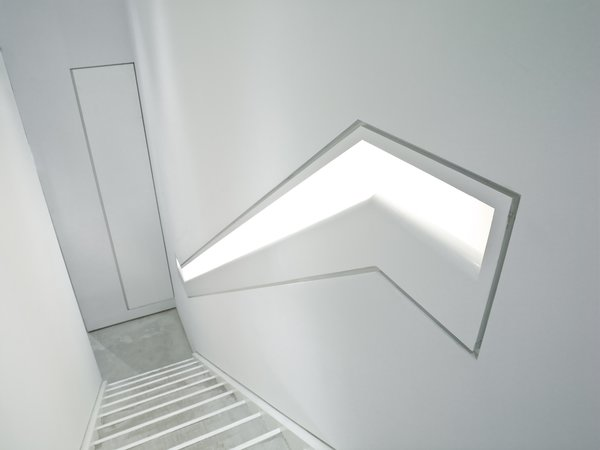 Photo  of David Nolan Gallery modern home