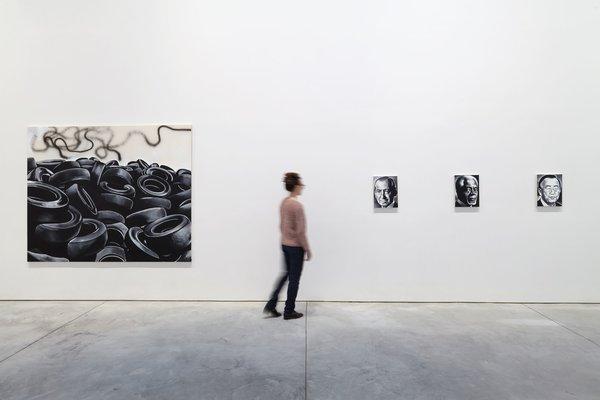 Photo 3 of Anton Kern Gallery modern home