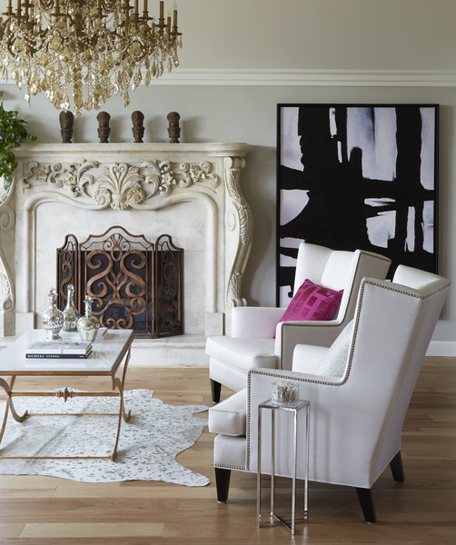Stunning Living Room in Saratoga Hills, California Photo 5 of Luxe Living modern home