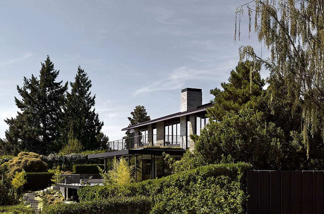 Laurelhurst Residence Tagged: Outdoor.  Quantum Clad Windows & Doors by Quantum Windows & Doors