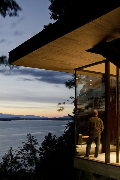 Case Inlet Retreat Photo 11 of Case Inlet Retreat modern home