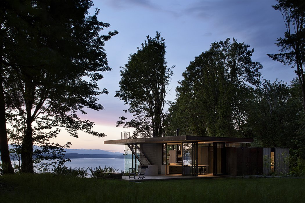 Case Inlet Retreat Tagged: Outdoor, Grass, and Back Yard.  Case Inlet Retreat by mw works