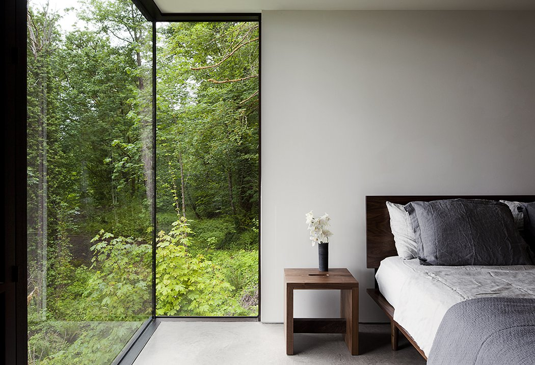 Case Inlet Retreat Tagged: Bedroom, Night Stands, and Bed.  Case Inlet Retreat by mw|works