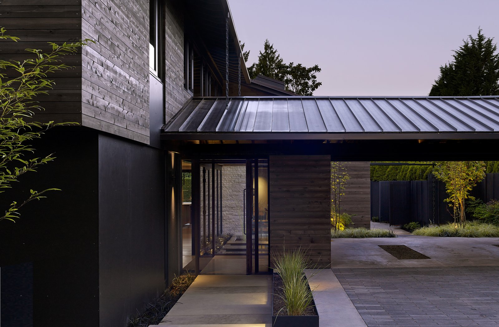 Laurelhurst Residence Tagged: Outdoor, Hardscapes, and Gardens.  Laurelhurst Residence by mw|works