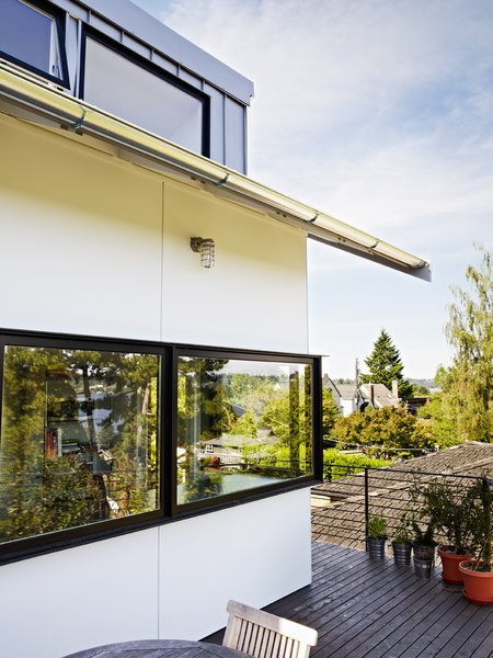 Modern home with outdoor. Atomic Ranch by Graham Baba Architects Photo 3 of Atomic Ranch