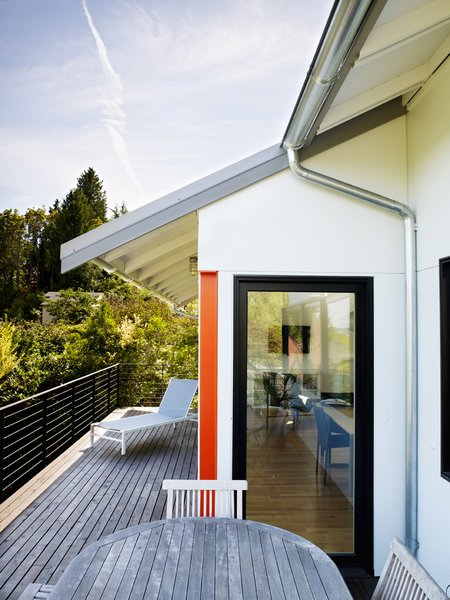 Modern home with outdoor. Atomic Ranch by Graham Baba Architects Photo 4 of Atomic Ranch