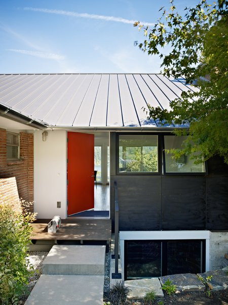 Modern home with outdoor. Atomic Ranch by Graham Baba Architects Photo 10 of Atomic Ranch