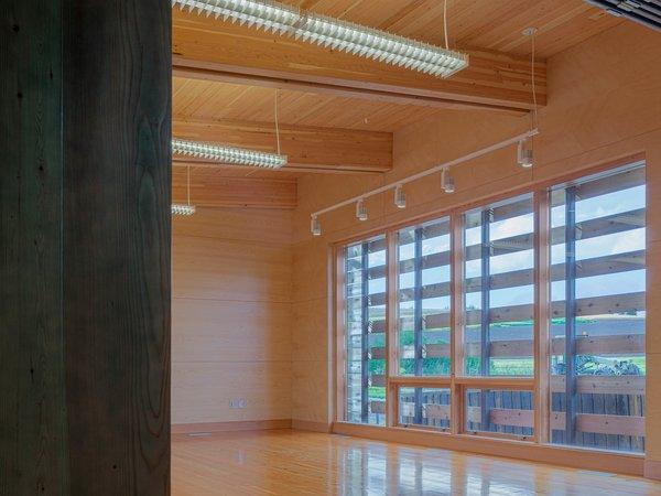 Photo 5 of Reveley Classroom Building modern home